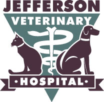 Jefferson Veterinary Hospital logo